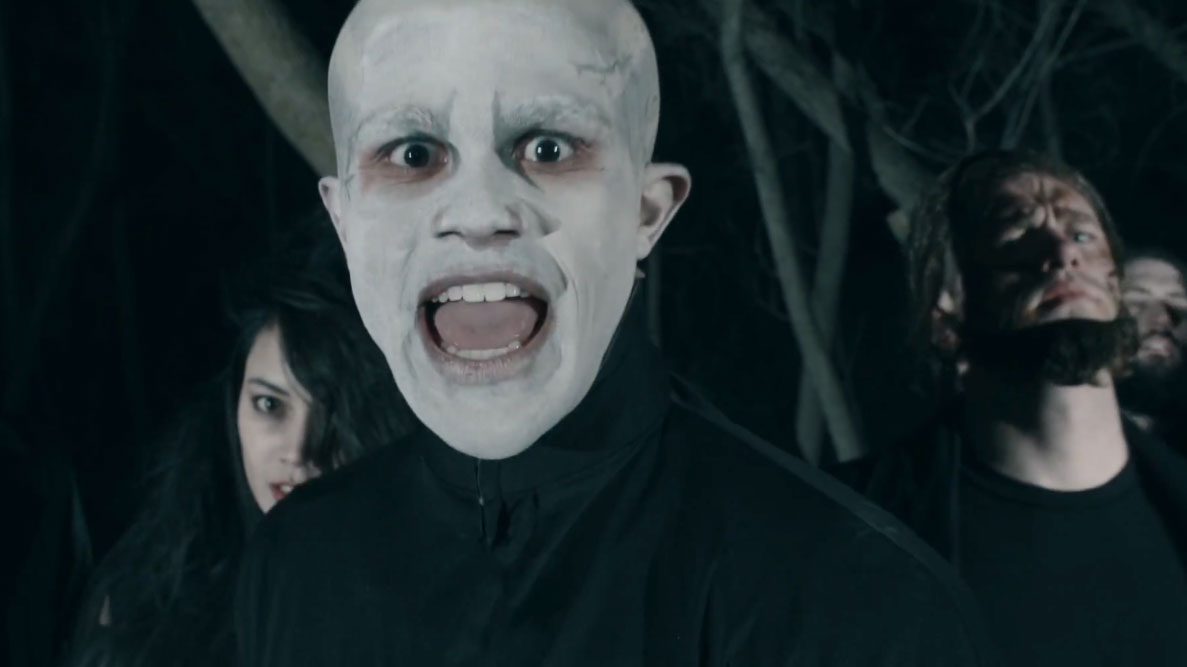 Who knew Voldemort was so funky? (Photo: YouTube)