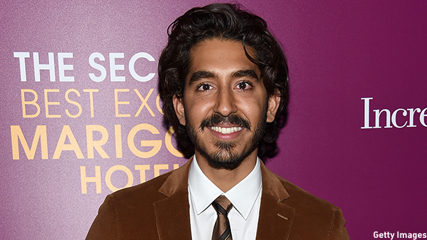 Dev Patel at the New York premiere of 'The Second Best Exotic Marigold Hotel' (Photo: Dimitrios Kambouris/Getty Images)
