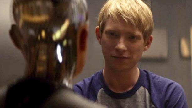 Domhnall Gleeson in 'Ex Machina' (Photo: DNA Films/Film 4/Universal)
