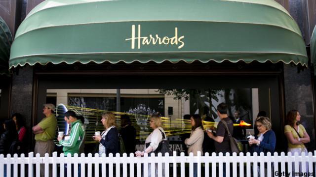 Harrods Summer Sale