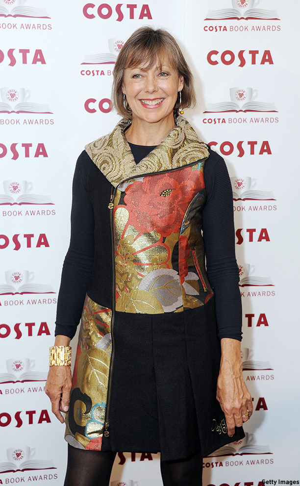 LONDON, UNITED KINGDOM - JANUARY 29: Jenny Agutter attends the Costa Book of the Year awards at Quaglino?s on January 29, 2013 in London, England. (Photo by Stuart Wilson/Getty Images)