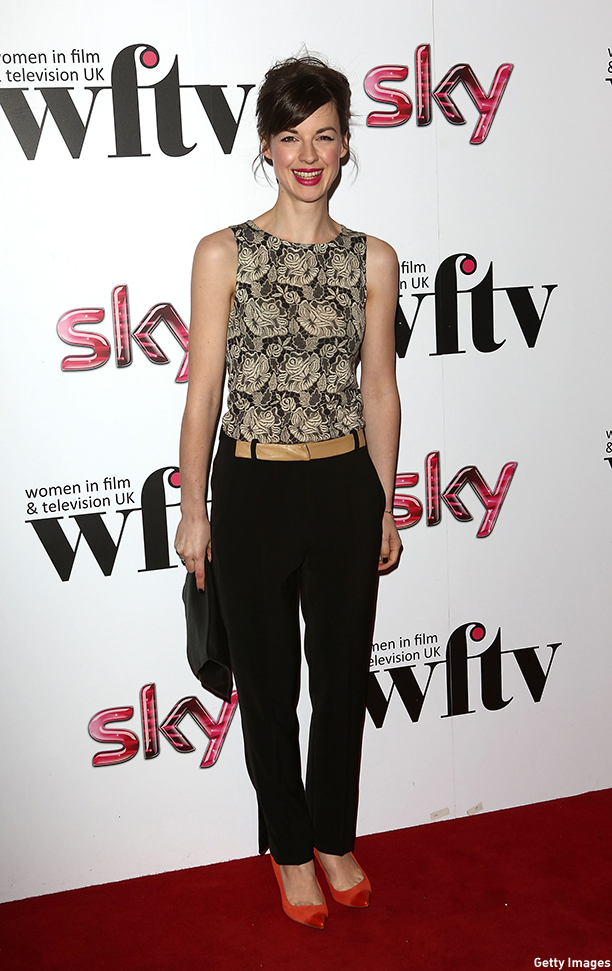 LONDON, ENGLAND - DECEMBER 07:  Jessica Raine attends the Women in TV & Film Awards at London Hilton on December 7, 2012 in London, England.  (Photo by Tim Whitby/Getty Images)