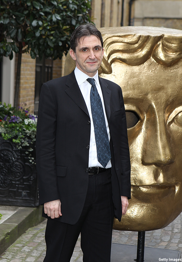 LONDON, UNITED KINGDOM - APRIL 28: Stephen McGann attends the BAFTA Craft Awards at The Brewery on April 28, 2013 in London, England. (Photo by Jo Hale/Getty Images)