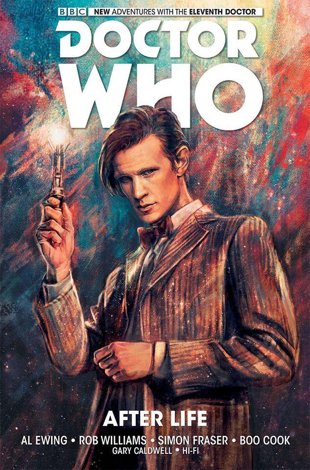 The Eleventh Doctor Titan Comics