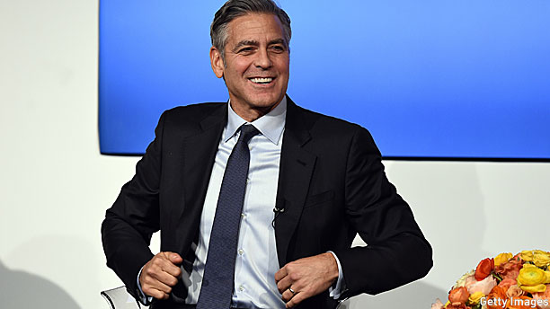 George Clooney (Pic: Jewel Samad/Getty Images)