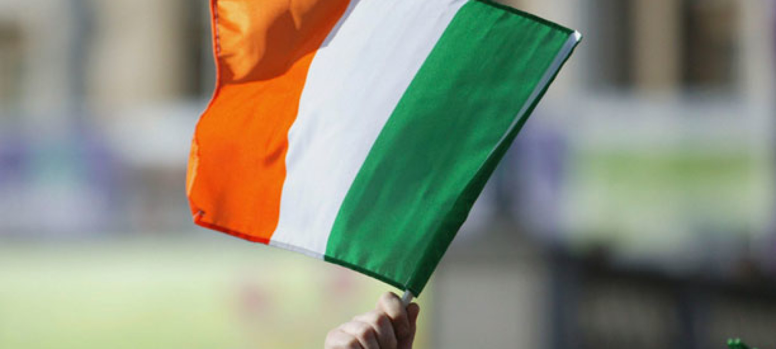 Irish tricolour