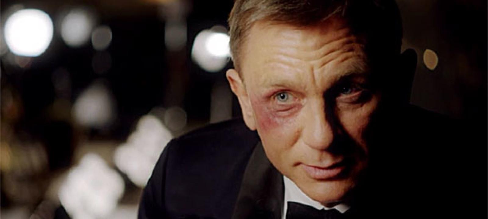 Daniel Craig as James Bond (Pic: BBC)