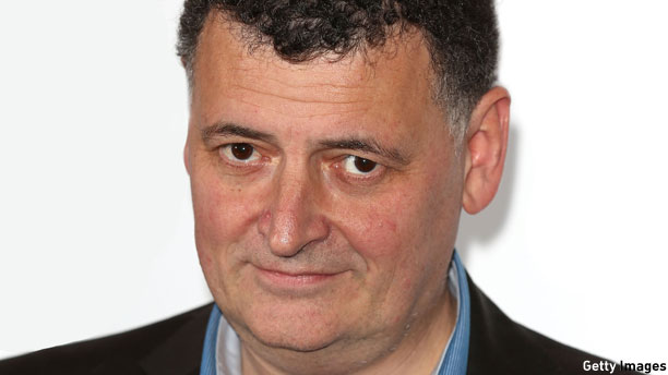 Steven Moffat (Pic: Tim P. Whitby/Getty Images)