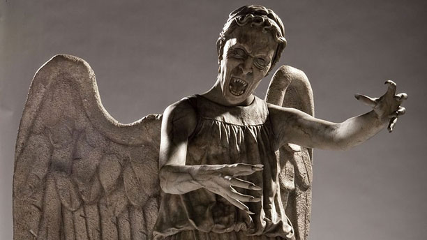 The Weeping Angels (PIc: BBC)
