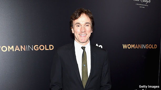 Ben Miles at the New York premiere of 'Woman in Gold.' (Photo: Larry Busacca/Getty Images)