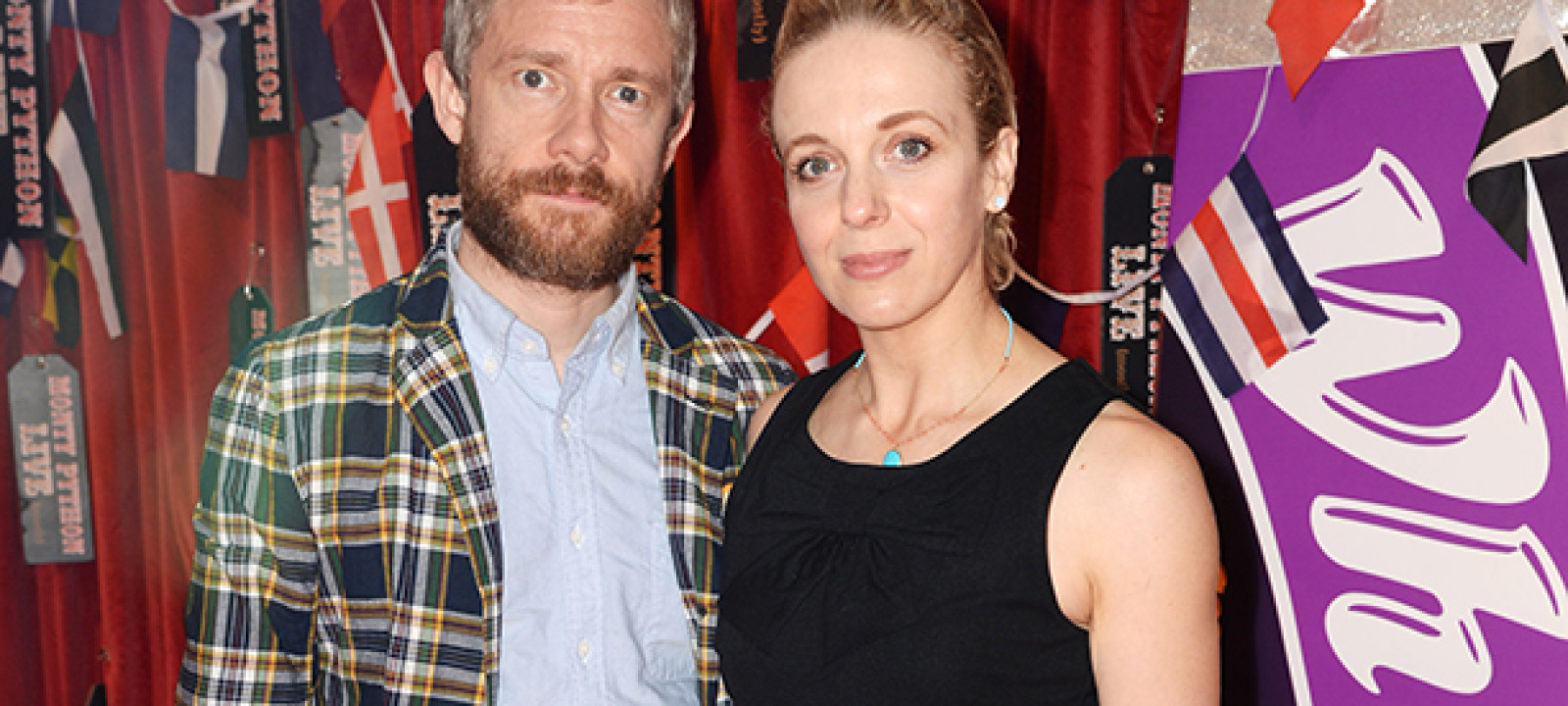 Amanda Abbington Coupling