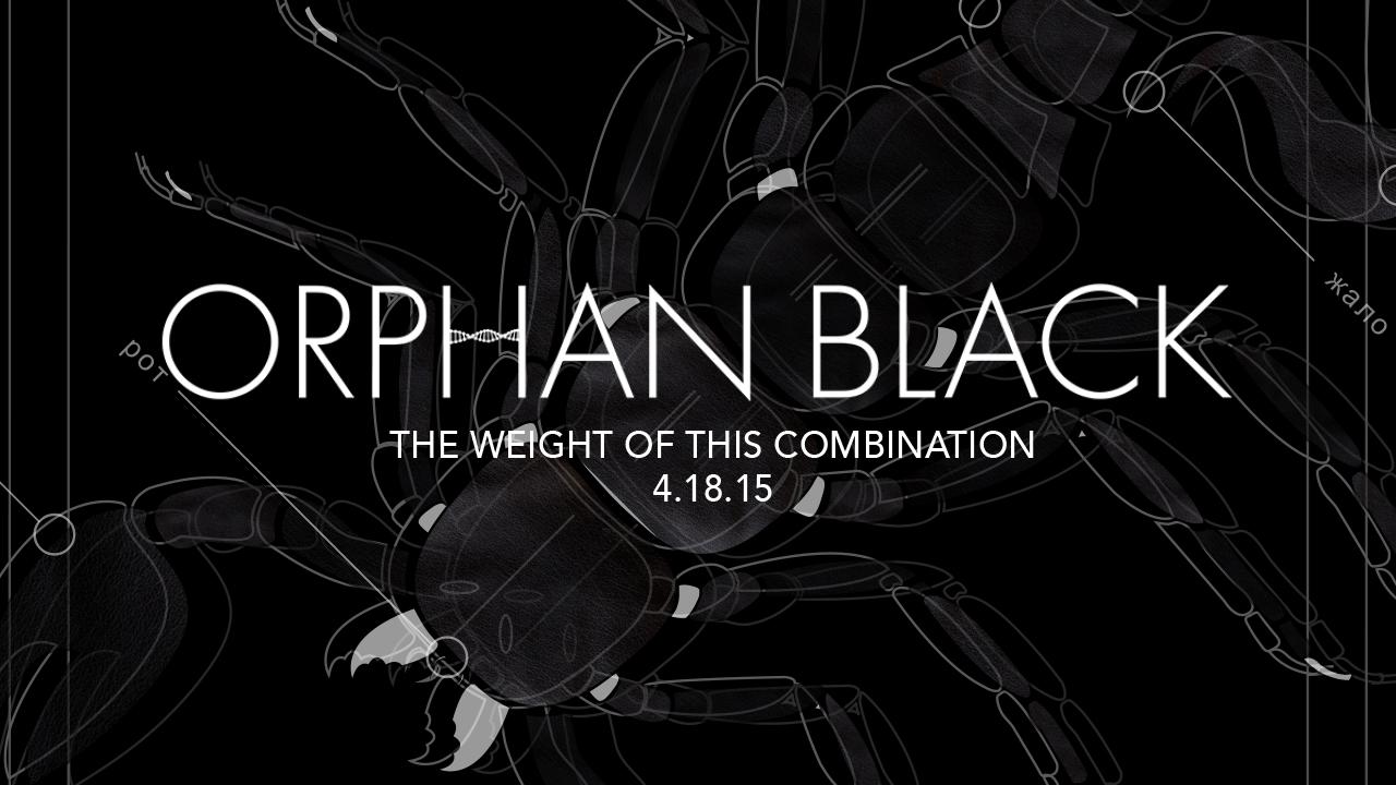 Orphan Black (BBC America) Season 3 Trailer! | King of The ... |Orphan Black Season 3 Poster