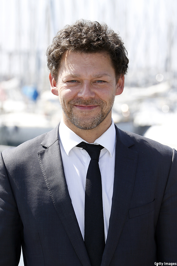 "English actor Richard Coyle poses for a photocall for the serie ""A.D. The bible continues"" during the MIPTV (Marche International des Programmes de Television), on April 14, 2015 in Cannes, on the French Riviera.  AFP PHOTO / VALERY HACHE        (Photo credit should read VALERY HACHE/AFP/Getty Images)"