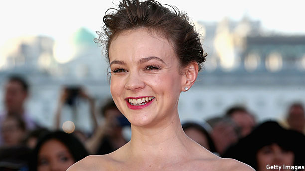 Carey Mulligan at the 'Far From The Madding Crowd' premiere (Pic: Chris Jackson/Getty Images)