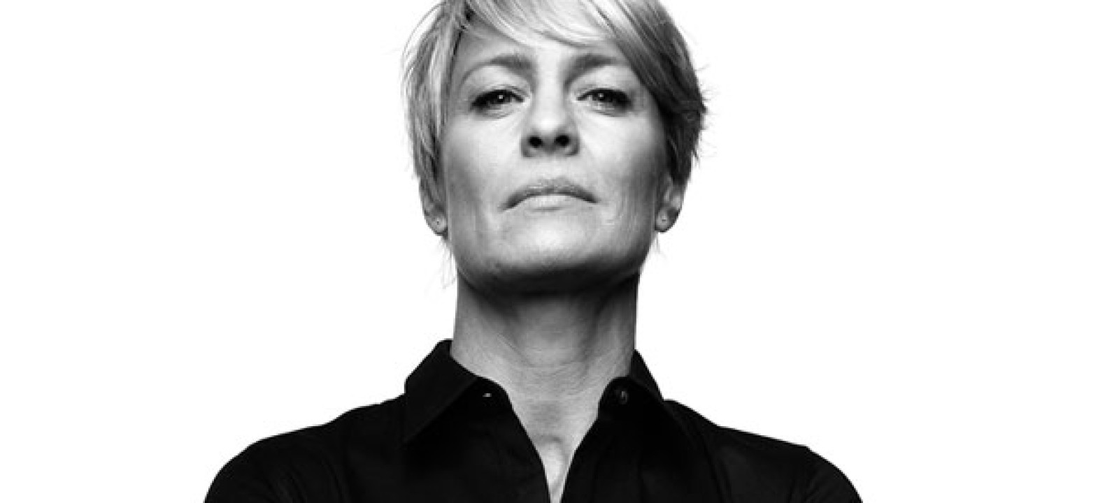 Robin Wright as Claire Underwood in 'House of Cards' (Pic: Netflix)