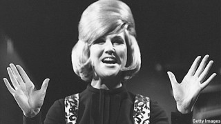 Dusty Springfield (Pic: Frank Martin/Hulton Archive/Getty Images)