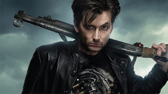 David Tennant in 'Fright Night' (Pic: Columbia)