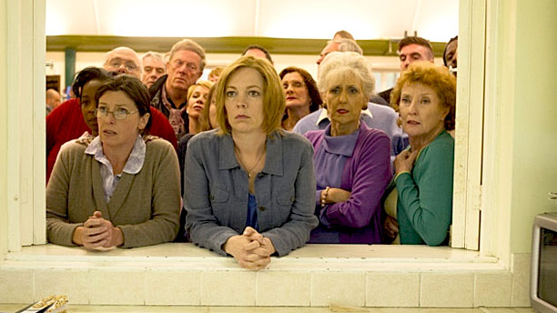 Olivia Colman in 'London Road'  (Pic: BBC Films)
