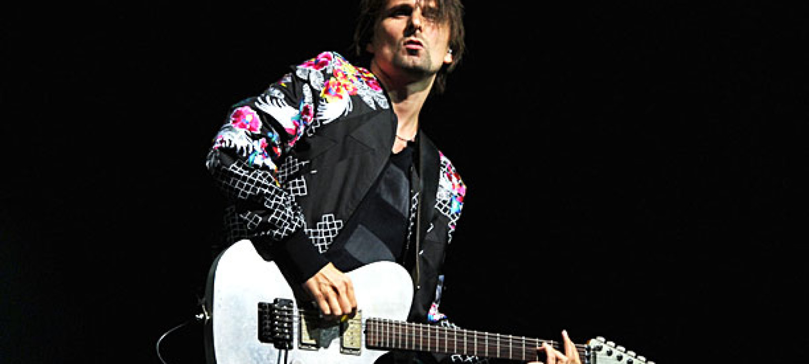 Matt Bellamy of Muse (Pic: Kevin Winter/Getty Images)