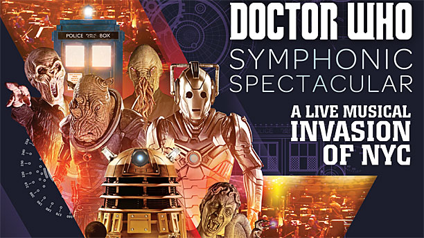 Doctor Who's Symphonic Spectacular (Pic: BBC)