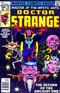 Doctor Strange (Pic: Marvel Comics)