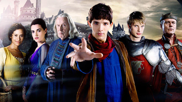 BBC America's Merlin aired for five years from 2008-2012. (BBCA)