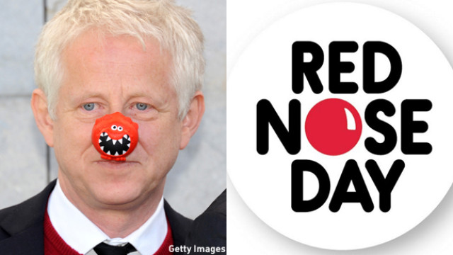 RichardCurtisRedNoseDay2015