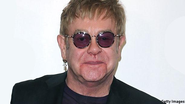 Sir Elton John (Pic: Tim P. Whitby/Getty Images)