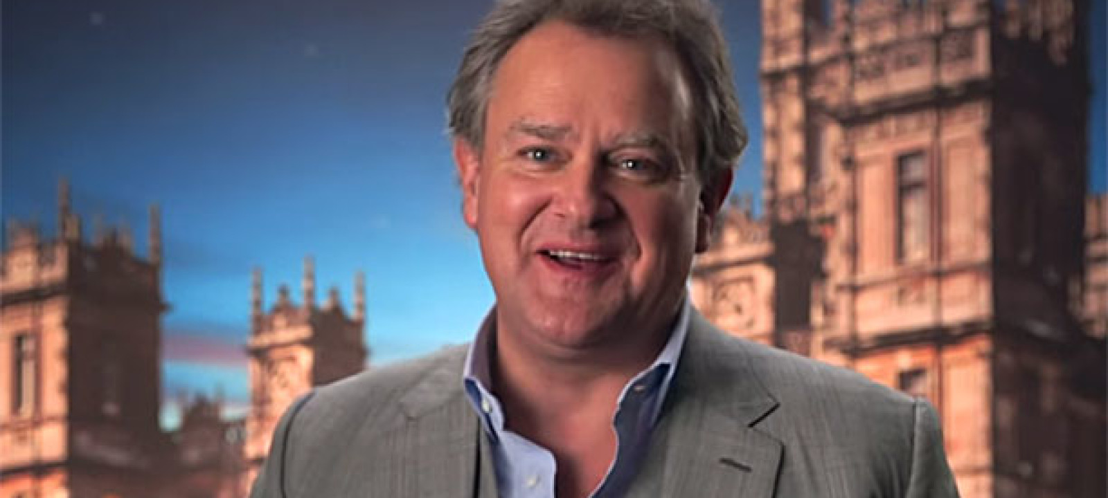 Hugh Bonneville (Pic: PBS)