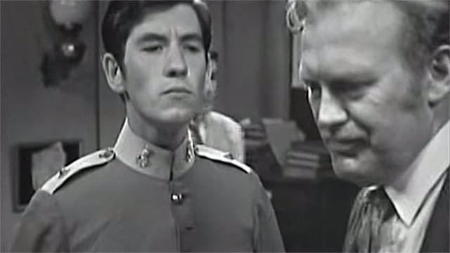 Ian McKellen in 'The Indian Tales of Rudyard Kipling' (Pic: BBC)