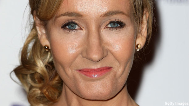 J.K. Rowling (Pic: Danny E. Martindale/Getty Images)