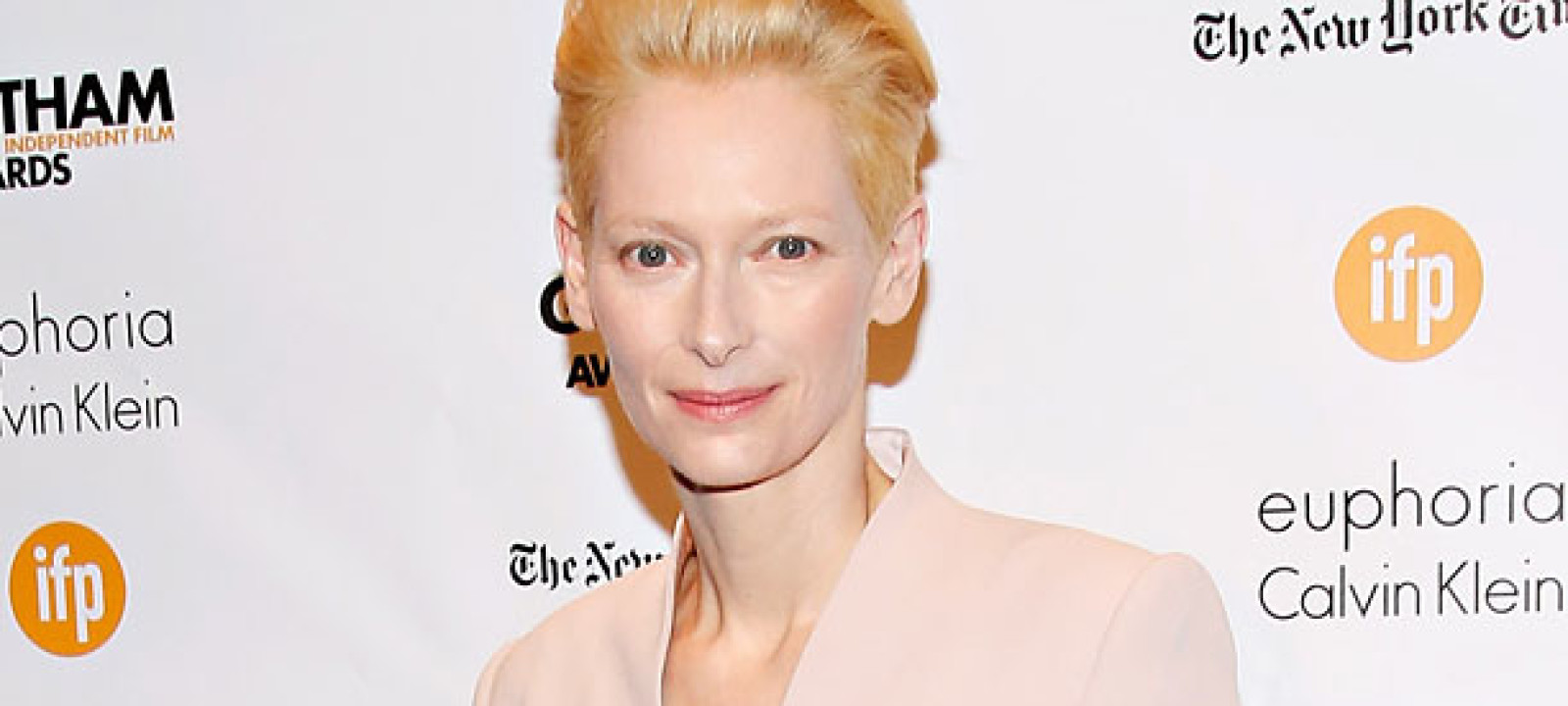 Tilda Swinton (Pic: Cindy Ord/Getty Images)