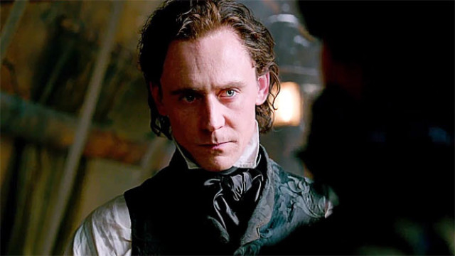 Tom Hiddleston in 'Crimson Peak' (Pic: Legendary)