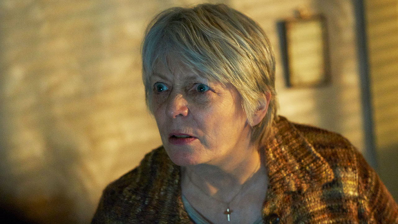 Alison Steadman on 'Orphan Black' (Photo: BBC AMERICA)