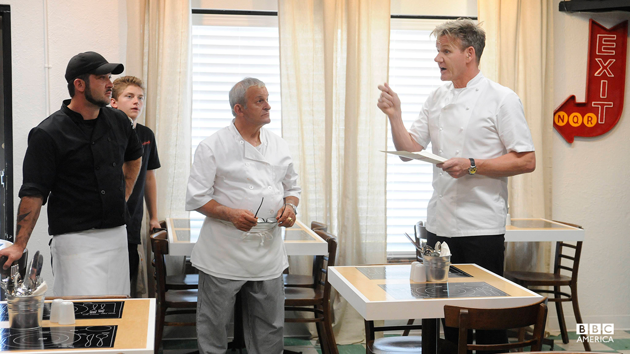 Ramsay Kitchen Nightmares Season  Ep