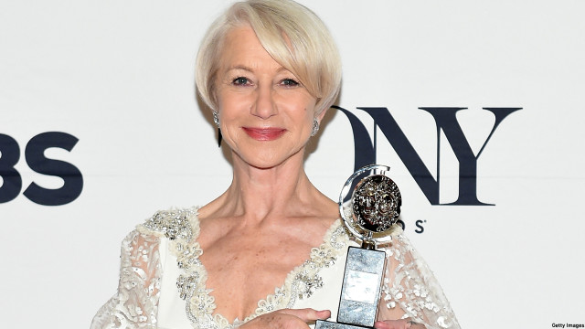 Dame Helen Mirren (Pic: Andrew H. Walker/Getty Images)