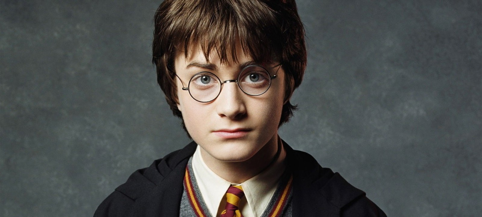 Daniel Radcliffe as Harry Potter in 'Harry Potter and the Philosopher's Stone' (Pic: Warner Bros)