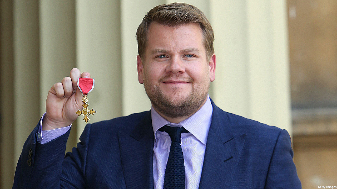 James Corden (Pic: Steve Parsons - WPA Pool/Getty Images)