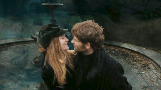 Lily and James Potter in 'Harry Potter and the Deathly Hallows Part 2' (Pic: Warner Bros)