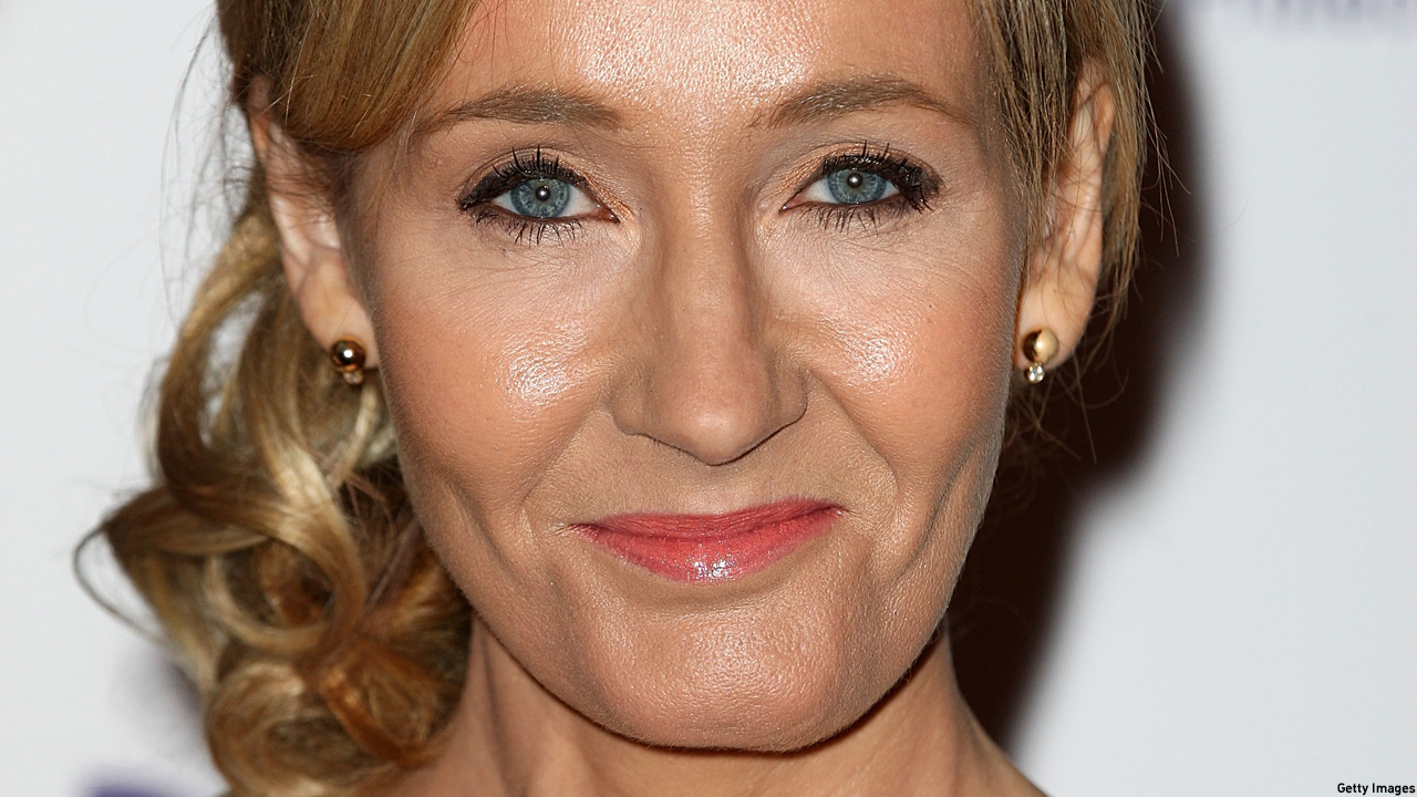 J. K. Rowling (Pic: Danny E. Martindale/Getty Images)