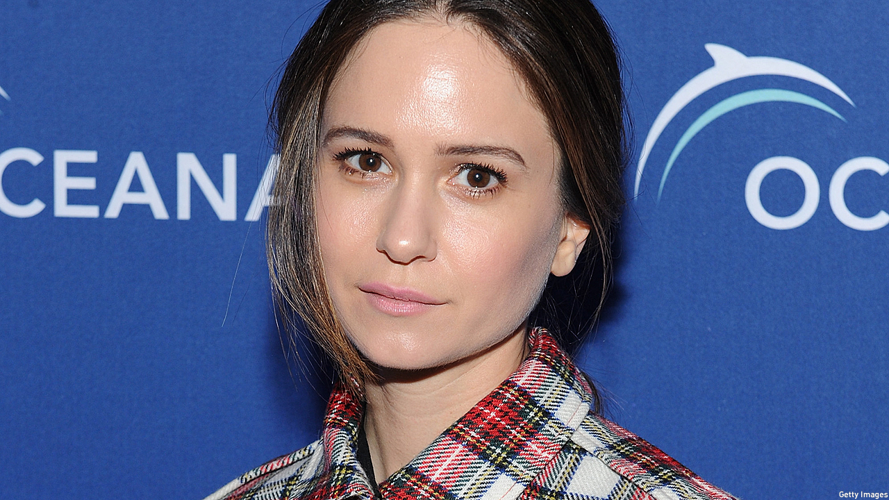 Katherine Waterston (Pic: Craig Barritt/Getty Images)