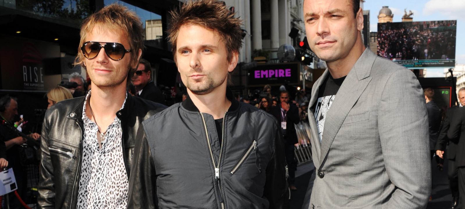 Muse (Pic: Stuart C. Wilson/Getty Images)