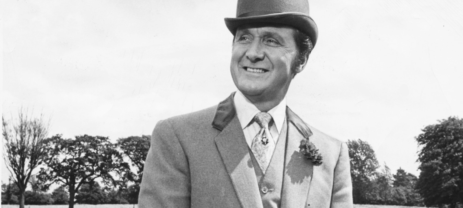 Patrick Macnee (Pic: Keystone/Hulton Archive/Getty Images)