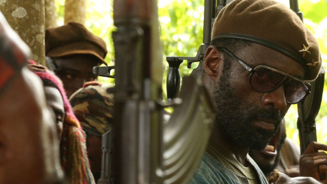 Idris Elba stars in Beasts of No Nation. (Red Crown Productions)