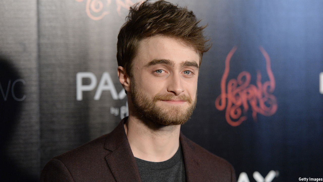 Happy birthday to Daniel Radcliffe who turns 26 today. (Jason Merritt/Getty Images)