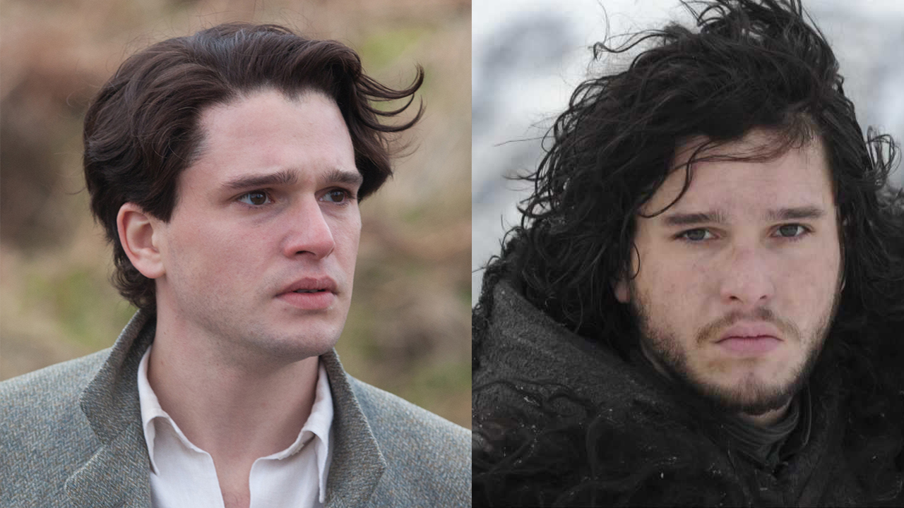 Kit Harington Has Grown Out His Hair What Does This Mean
