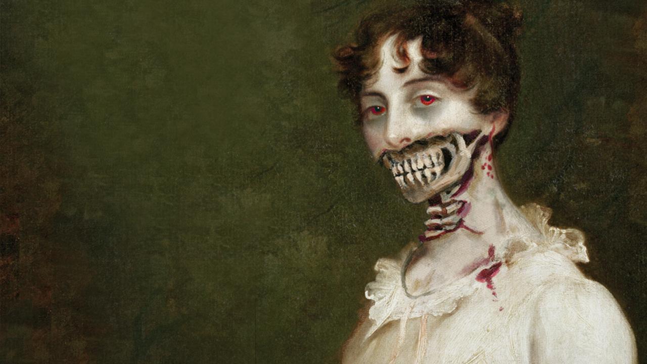 Quirk Books has given Jane Austen's Pride and Prejudice a zombie makeover. (Amazon)