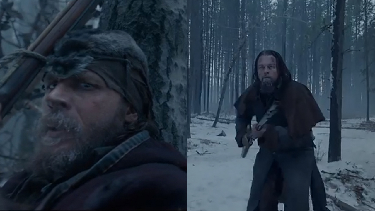 watch tom hardy stars opposite leonardo dicaprio in the revenant