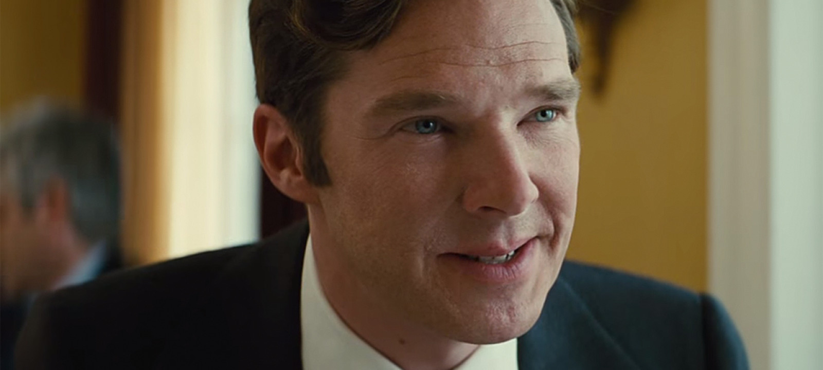 Benedict Cumberbatch in 'Black Mass' (Pic: Warner Bros)