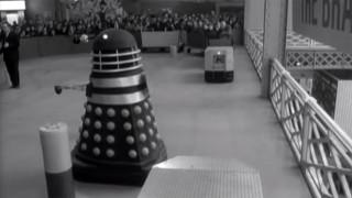 A Dalek in Olympia (Pic: AP)